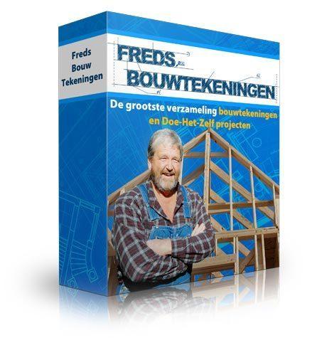 Fred's bouwtekeningen pakket