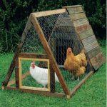 Zelf een kippenhok bouwen gaat snel met deze technieken