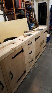 Dressoir kast L2750 H900 W300 (2)