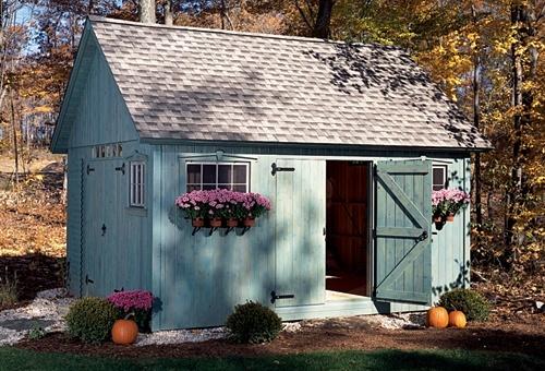 Schuur bouwen doe het zelf ontdek hier hoe klik hier for Unique garden sheds designs