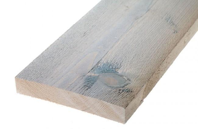 Vergrijsd steigerhout