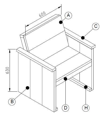 Steigerhout stoel maken? Hoe doe je dat? (Klik Nu Hier)