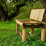 Een houten bank maken, hoe doe je het?