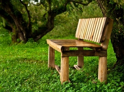 Zelf een houten bank maken hoe doe je dat klik nu hier for Foto op hout maken eigen huis en tuin