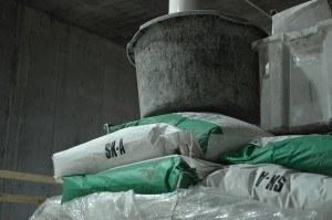 Zelf beton maken