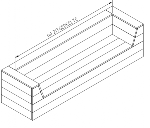 Een houten bank maken