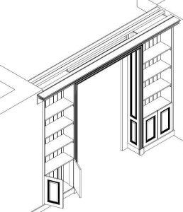 Kamer en suite maken hoe doe je dat? (Uitleg hier)