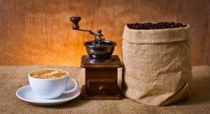 Koffietafel en koffietafel maken
