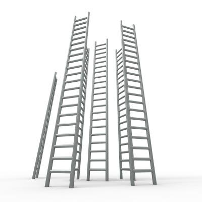 Ladder maken doe je zelf met deze tekeningen klik hier - Gang decoratie met trap ...