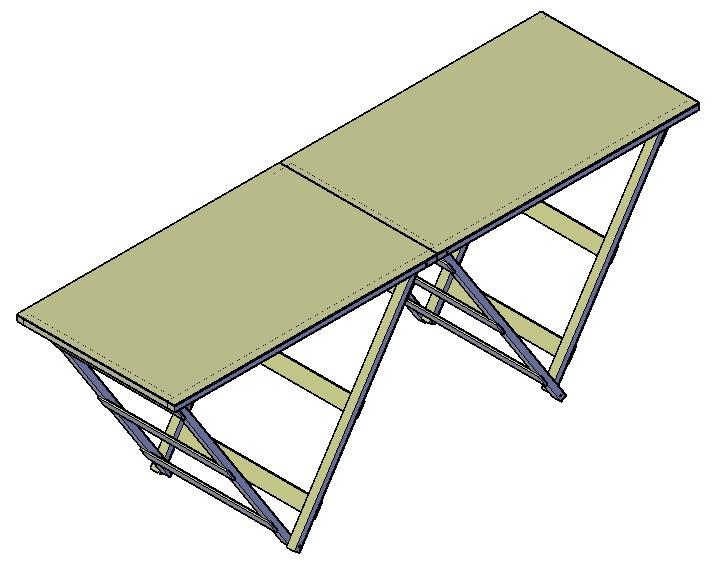 Behangtafel makenmet een behangtafel tekening