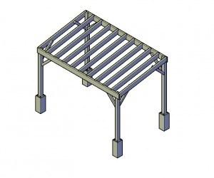 Veranda bouwen veranda met zeil