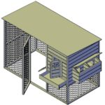 Kippenhok maken – stappenplan, bouwtekening en materiaaltips