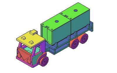 Houten speelgoed – voertuigen