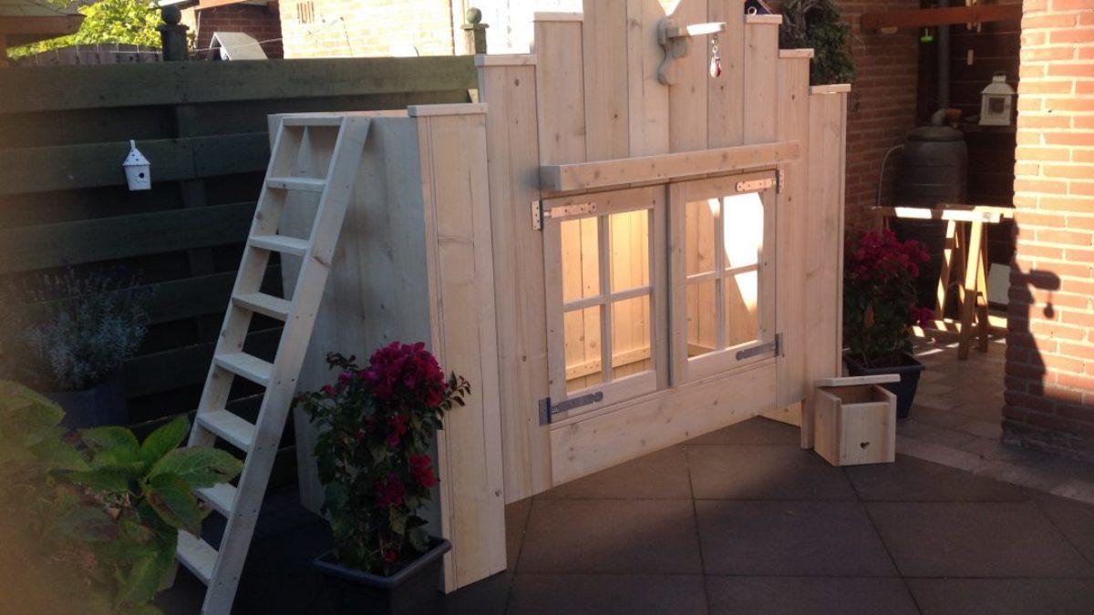 Verwonderend Bed maken met bouwtekening + instructie (ook steigerhout) TR-09