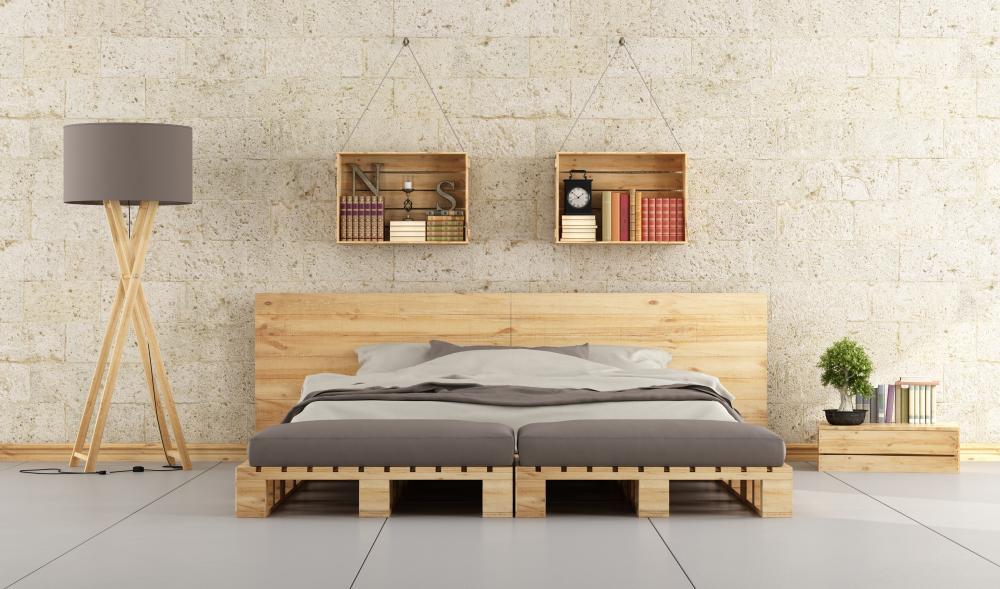 Gratis Af Te Halen Tweepersoonsbed.Zelf Een Pallet Bed Maken Met Dit Stappenplan Maak Je Het Eenvoudig