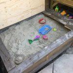 Zelf een zandbak maken? Volg dit stappenplan