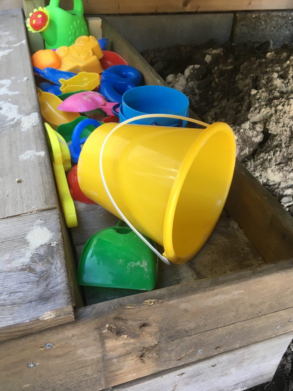 Zandbakspeelgoed