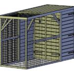Zelf een volière bouwen