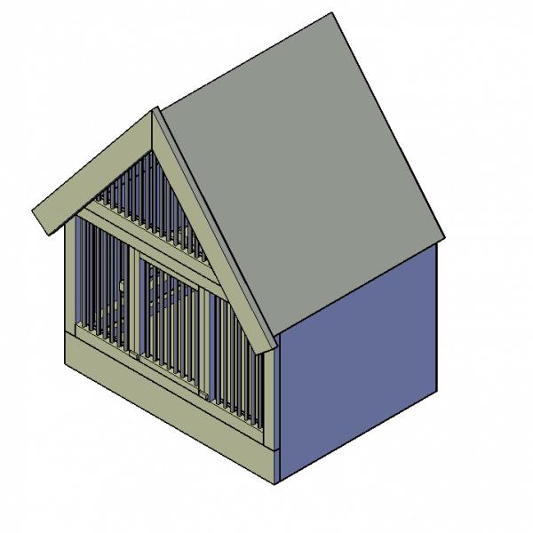 Duivenhokje bouwen